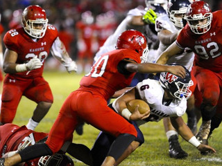 Physical Kahuku team faces ultimate test