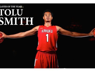 Tolu Smith keeps POY award in Kahuku