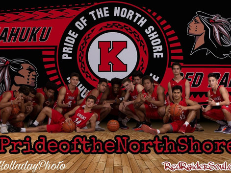 Here we #GoBigRed ! The road has been set but we know you're up for the task! #PrideoftheNorthSh