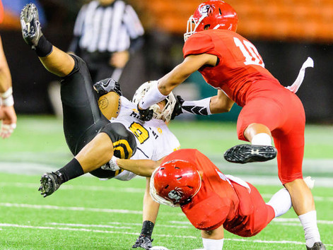 Kahuku wary of letdown after emotional OIA championship game