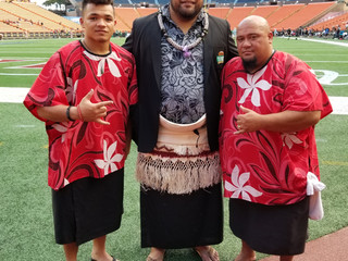 Parting thoughts - Polynesian Bowl 2018
