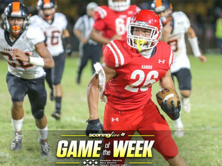 Matagi, Red Raiders run wild in rout of Sabers