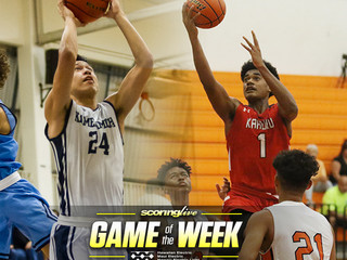 Unbeatens to meet on Day 1 of OIA-ILH Challenge