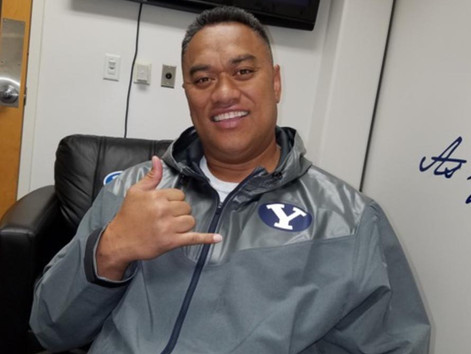 BYU's director of football recruiting: 'Smother them with love'