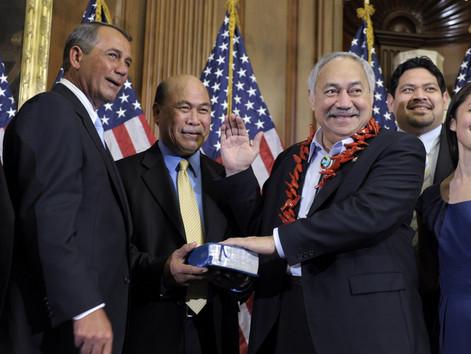 American Samoa's Longest Serving Congressional Delegate Dies at 73