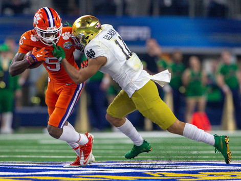 Notre Dame Football's Top 25 Players for Spring 2019