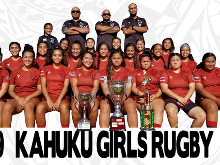 Shout out to our Kahuku Girls & Boys Rugby team who will travel to Salt Lake City tomorrow night