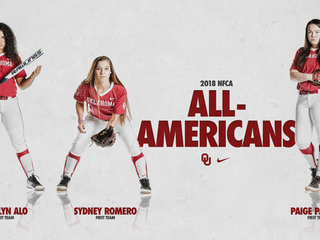Oklahoma's Alo named All-American