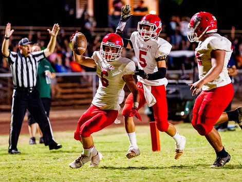 Kahuku picks it, wins it over Campbell in OIA Open semifinal