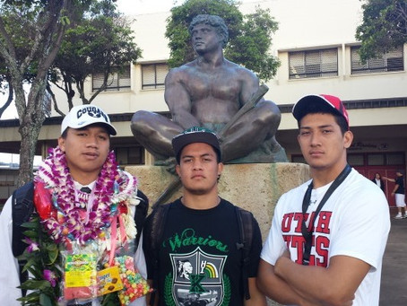 HAWAII GROWN: More than 100 players from Hawaii on Division I rosters