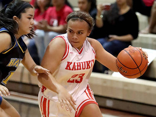 Kahuku, Kalani advance to OIA D-I girls basketball final