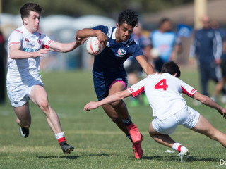 3 Kahuku Rugby players make the USA Men's Extended Squad
