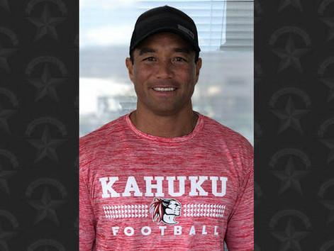 Kahuku chooses Carvalho as football coach