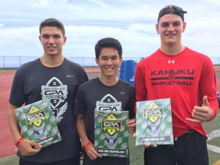 VIDEO: Horn, Sato, Erickson named specialist MVPs