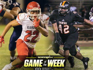 Conference title on the line when Kahuku travels to face Campbell