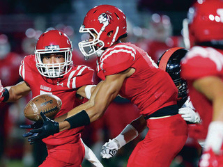 Kahuku football slows Campbell's roll