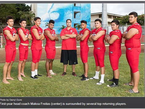 2017 Early Contenders high school football preview: No. 25 Kahuku