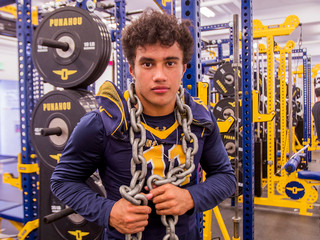 Q&A: 'Rough and tumble' Punahou playmaker and WSU commit Alaka'i Gilman