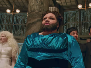The Actor Who Plays The Bearded Lady In 'The Greatest Showman' Has A Message About Self-Love