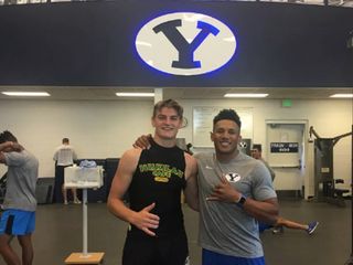 BYU Football Recruiting: 2019 3-Star TE Ethan Erickson Commits to Cougars