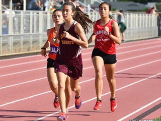 Photo extra: Castle Track Meet