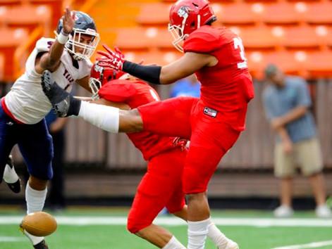 VIDEOS: Kahuku-Waianae scoring plays