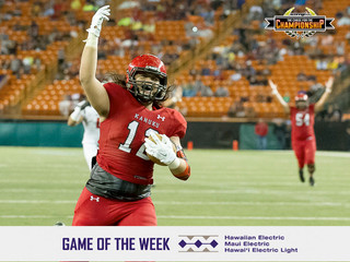 Kahuku rolls Saint Louis, 39-14, for 8th state title