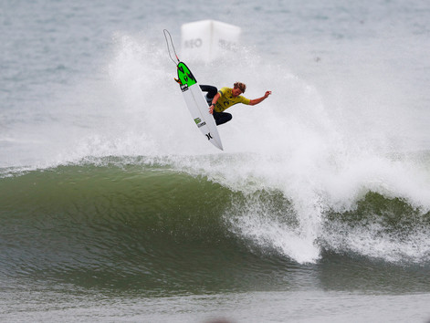 John John Florence Clinches His First World Surfing Title