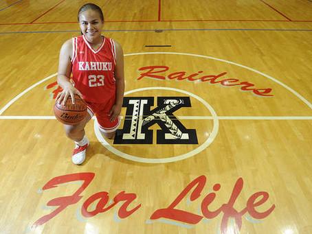 Q&A: Kahuku sophomore standout Leiah Naeata