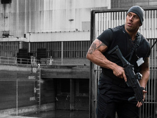 The Real-Life Diet of The Rock's Longtime Stunt Double, Tanoai Reed