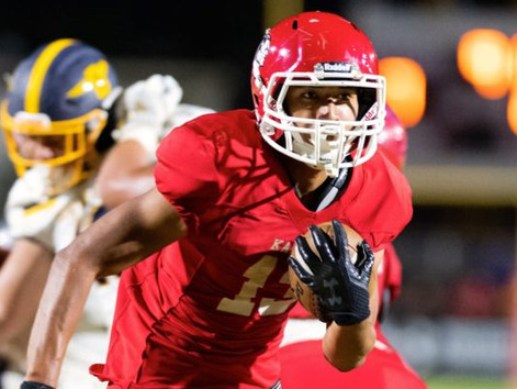 Kahuku's physicality too much for Punahou