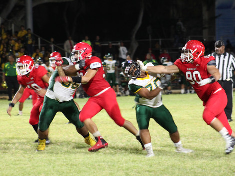 Player Profile: Samson Kapule-Siʻilata
