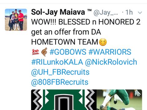 Congrats Sol-Jay!