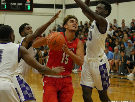Kahuku claws by Southwind, 55-51, for third place