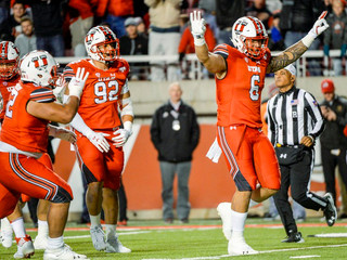 Utes' Bradlee Anae earns two Pac-12 defensive awards