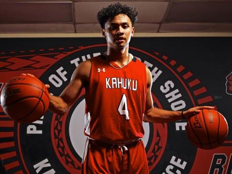 Kahuku's Villa is Hawaii's player of the year