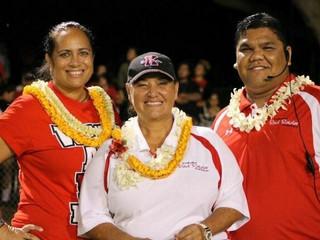 Kahuku clinic pair help aid school's athletic director