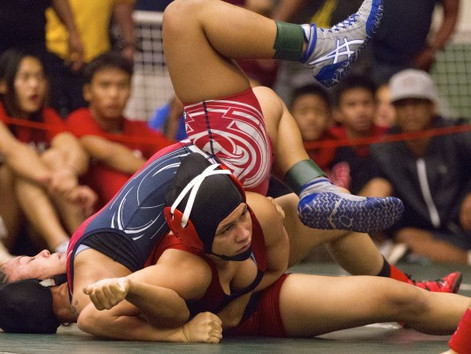 Girls P4P: Kahuku's Alo back in form