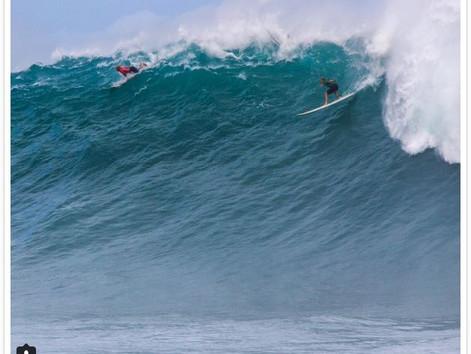 History made at emotional Eddie Aikau big-wave contest