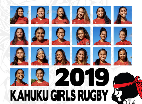 Kahuku girls and boys ruggers seek for their respective National Championship on the same weekend