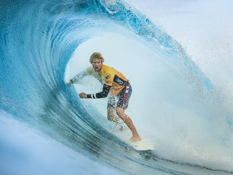 John John Florence after trophy that has eluded him