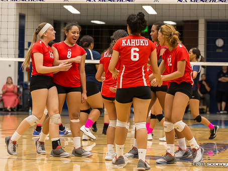 Kahuku girls volleyball ranked 4th in this poll