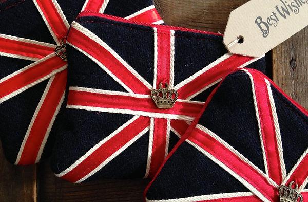 Union Jack purses