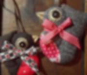 Tweed robins