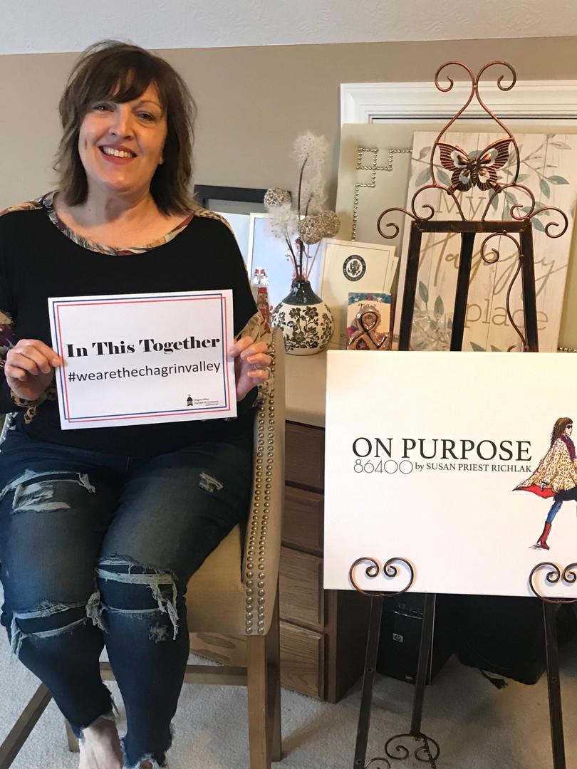 Susan Priest Richlak On Purpose 86400