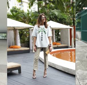 International bloggers for Vogue Brazil.
