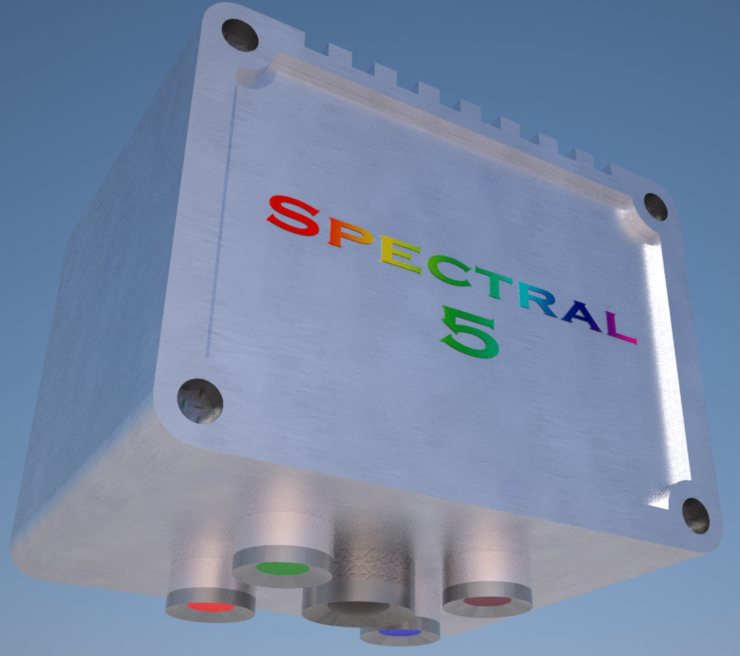 Spectral 5 Multispectral Camera