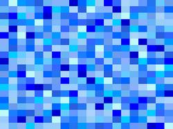 GTD Rechtecke Blue