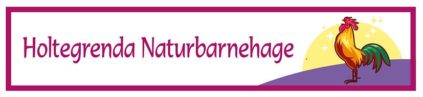 skilt logo Holtegrenda Naturbarnehage.pn