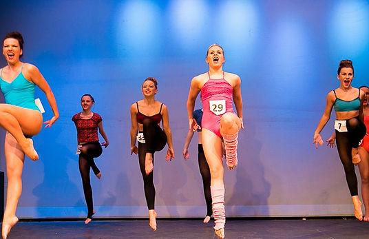 Dancing School, Pudsey, Leeds